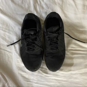 Black Nike Training in Season TR 6 Tennis Shoes